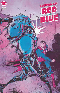 Cover Thumbnail for Superman Red and Blue (DC, 2021 series) #3 [Paul Pope Cover]