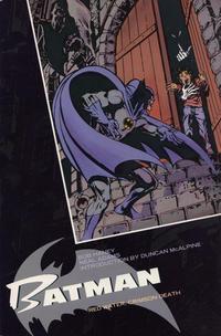 Cover Thumbnail for Batman (Titan, 1989 series) #6 - Red Water, Crimson Death