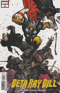 Cover Thumbnail for Beta Ray Bill (Marvel, 2021 series) #2
