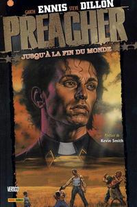 Cover Thumbnail for Preacher (Panini France, 2007 series) #2 - Jusqu'à la fin du monde