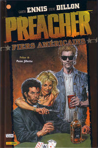 Cover Thumbnail for Preacher (Panini France, 2007 series) #3 - Fiers américains