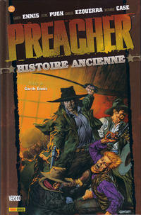 Cover Thumbnail for Preacher (Panini France, 2007 series) #4 - Histoire ancienne
