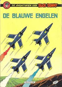 Cover Thumbnail for Buck Danny (Dupuis, 1949 series) #36 - De blauwe engelen [Herdruk 1972]