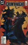 Cover Thumbnail for The Batman Who Laughs: The Grim Knight (2019 series) #1 [KRS Comics Philip Tan Retro Cover]