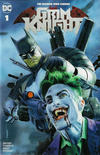 Cover Thumbnail for The Batman Who Laughs: The Grim Knight (2019 series) #1 [The Comic Mint Mike Mayhew Cover]