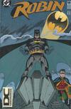 Cover for Robin (DC, 1993 series) #14 [Collector's Edition DC Universe Corner Box]