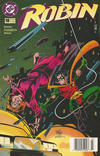 Cover for Robin (DC, 1993 series) #18 [Newsstand]