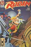 Cover for Robin (DC, 1993 series) #17 [DC Universe Corner Box]