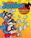 Cover for Donald Duck Junior (Hjemmet / Egmont, 2018 series) #6/2021
