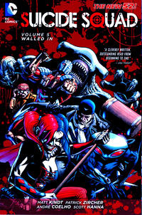 Cover Thumbnail for Suicide Squad (DC, 2012 series) #5 - Walled In