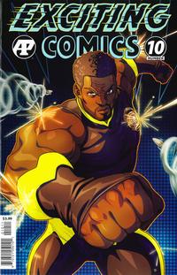 Cover Thumbnail for Exciting Comics (Antarctic Press, 2019 series) #10 (79)