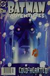 Cover for Batman Adventures (DC, 2003 series) #15 [Newsstand]