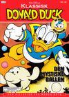 Cover for Klassisk Donald Duck (Hjemmet / Egmont, 2016 series) #30 - Den mystiske ballen