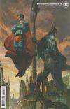 Cover Thumbnail for Batman / Superman (2019 series) #18 [Simone Bianchi Cardstock Variant Cover]