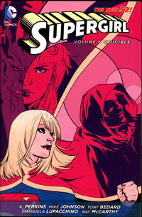 Cover Thumbnail for Supergirl (DC, 2012 series) #6 - Crucible