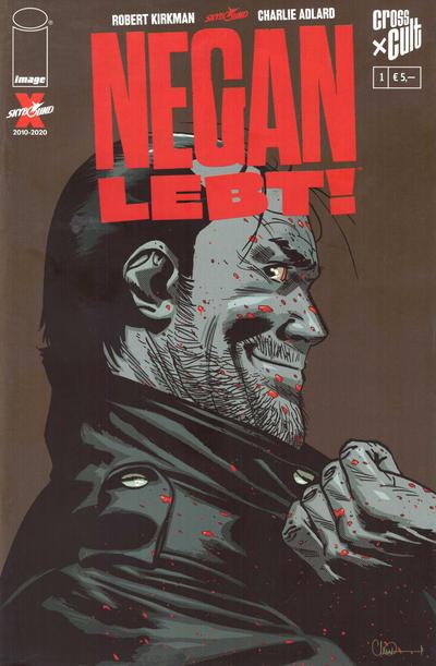Cover for Negan lebt! (Cross Cult, 2020 series) #1
