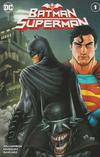 Cover for Batman / Superman (DC, 2019 series) #1 [Comics Elite Ryan Kincaid Batman Cover]