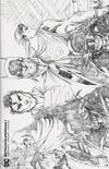 Cover for Batman / Superman (DC, 2019 series) #1 [Comics Elite Ryan Kincaid Sketch Cover]