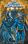 Cover for Batman / Superman (DC, 2019 series) #1 [BuyMeToys.com Rodolfo Migliari Cover]