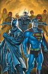 Cover for Batman / Superman (DC, 2019 series) #1 [BuyMeToys.com Rodolfo Migliari Virgin Cover]