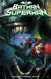 Cover Thumbnail for Batman / Superman (2019 series) #1 [Scorpion Comics Clayton Crain Cover]