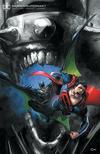 Cover for Batman / Superman (DC, 2019 series) #1 [Scorpion Comics Clayton Crain Minimal Trade Dress Cover]