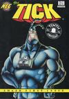 Cover for The Tick (New England Comics, 1988 series) #1 [Eighth Printing]