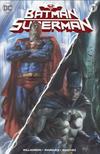 Cover for Batman / Superman (DC, 2019 series) #1 [Scorpion Comics Lucio Parrillo Cover]