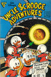 Cover for Walt Disney's Uncle Scrooge Adventures (Gladstone, 1987 series) #13 [Canadian]