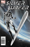 Cover Thumbnail for Silver Surfer (2003 series) #8 [Newsstand]