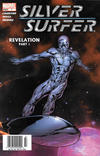 Cover for Silver Surfer (Marvel, 2003 series) #7 [Newsstand]