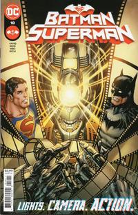 Cover Thumbnail for Batman / Superman (DC, 2019 series) #18 [Ivan Reis & Danny Miki Cover]