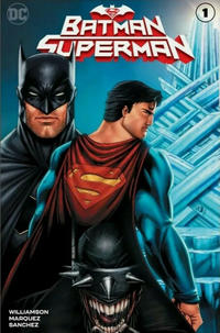 Cover Thumbnail for Batman / Superman (DC, 2019 series) #1 [Comics Elite Ryan Kincaid Superman Cover]