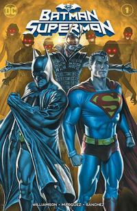 Cover Thumbnail for Batman / Superman (DC, 2019 series) #1 [BuyMeToys.com Rodolfo Migliari Cover]