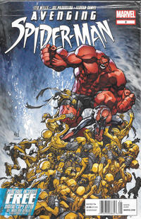 Cover Thumbnail for Avenging Spider-Man (Marvel, 2012 series) #2 [Newsstand]