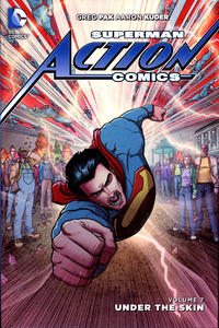 Cover Thumbnail for Superman - Action Comics (DC, 2012 series) #7 - Under the Skin