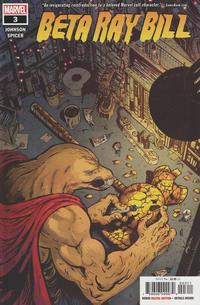 Cover Thumbnail for Beta Ray Bill (Marvel, 2021 series) #3