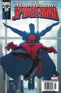 Cover Thumbnail for Marvel Knights Spider-Man (Marvel, 2004 series) #16 [Newsstand]