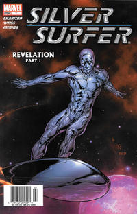 Cover Thumbnail for Silver Surfer (Marvel, 2003 series) #7 [Newsstand]
