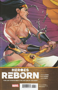Cover Thumbnail for Heroes Reborn (Marvel, 2021 series) #6