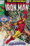 Cover for Iron Man (Marvel, 1968 series) #25 [British]