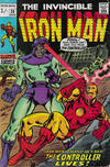 Cover for Iron Man (Marvel, 1968 series) #28 [British]