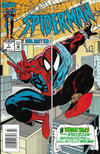 Cover for Spider-Man Unlimited (Marvel, 1993 series) #7 [newsstand]