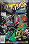 Cover Thumbnail for Spider-Man Unlimited (1993 series) #9 [newsstand]