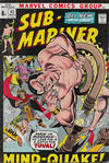 Cover Thumbnail for Sub-Mariner (1968 series) #43 [British 8p]