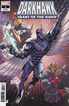 Cover Thumbnail for Darkhawk: Heart of the Hawk (2021 series)  [Logan Lubera Variant]