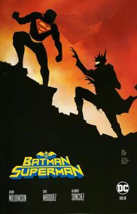 Cover Thumbnail for Batman / Superman (DC, 2019 series) #1 [Midtown Comics Ben Oliver Cover]