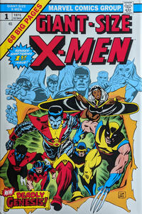 Cover Thumbnail for Uncanny X-Men Omnibus (Marvel, 2006 series) #1 [Fourth Edition]
