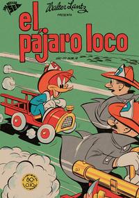 Cover Thumbnail for El Pájaro Loco (Editorial Novaro, 1951 series) #18