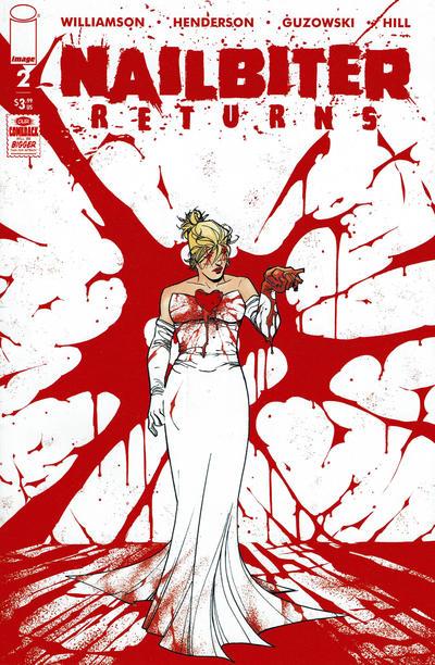 Cover for Nailbiter Returns (Image, 2020 series) #2